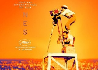 72nd Annual Cannes Film Festival Poster Pays Tribute to the Late Agnes Varda