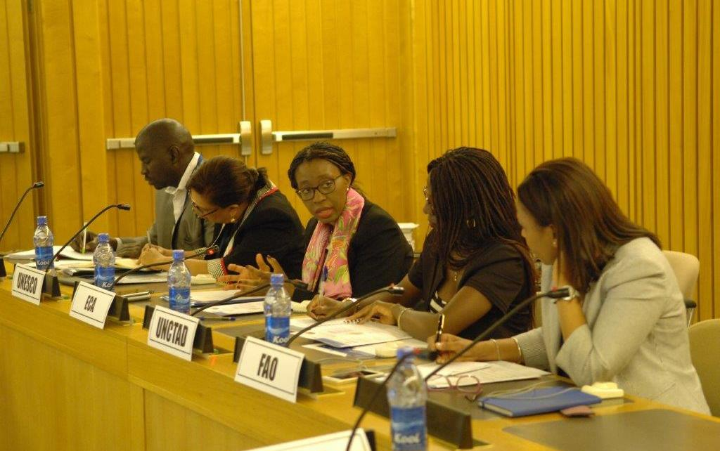 The meeting follows the Third African Union-United Nations Annual Conference