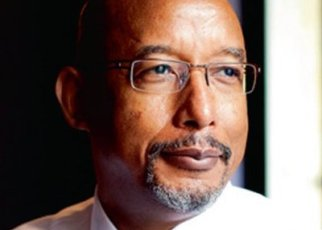 Ibrahim Assane Mayaki, a former prime minister of Niger, is CEO of the New Partnership for Africa's Development (NEPAD), the African Union Development Agency.