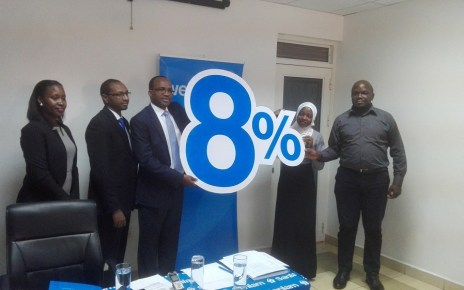 Sanlam Life Insurance (U) Ltd has said that it will offer a bonus of 8% to all its policyholders after the insurance company recorded a 42% growth in its business in 2018 with a 58% growth in assets.