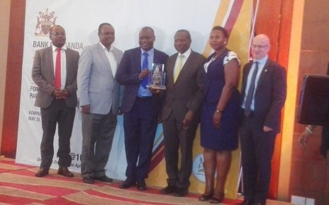 Stanbic Bank Uganda Ltd was declared the best performing Commercial Bank in disseminating the Government of Uganda funded Agricultural Credit Facility (ACF) by Bank of Uganda at a ceremony that was held at Sheraton Kampala Hotel on Thursday.