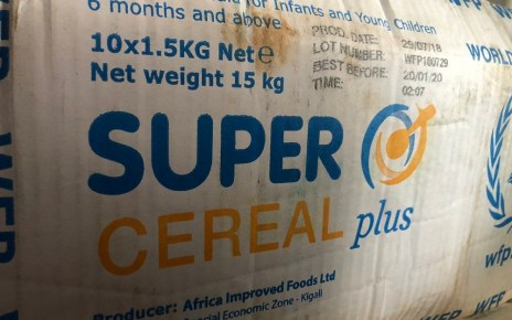 As a precautionary measure, the World Food Programme (WFP) has temporarily halted distribution worldwide of a fortified blended food from one of its suppliers as tests continue to establish whether it is linked to outbreaks of illness in East Africa.