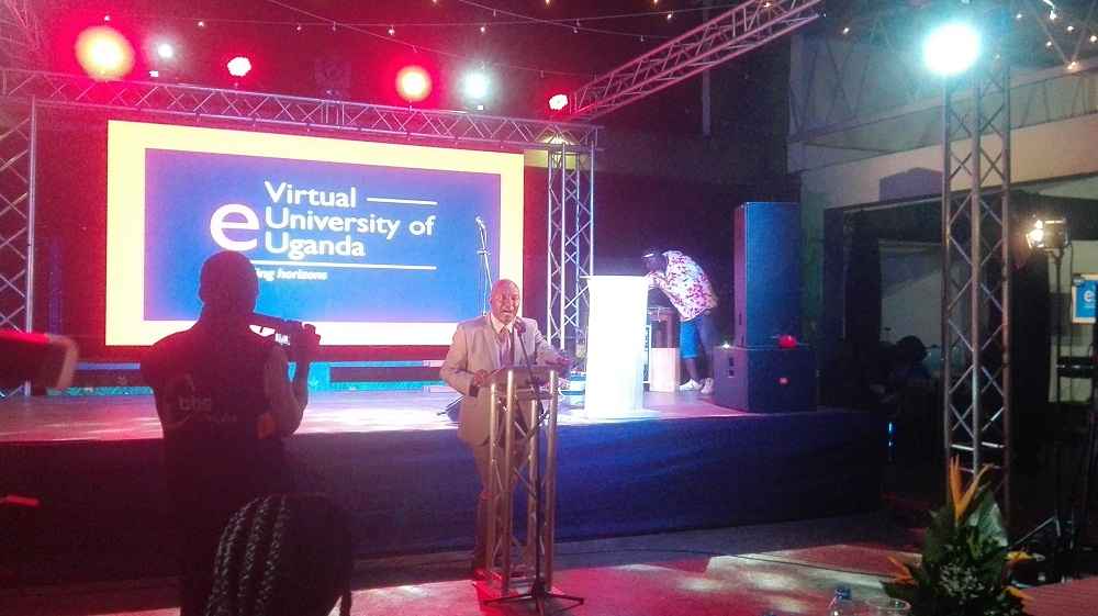 University's Vice-Chancellor, Prof. Everd Maniple told guests that the University is aiming to raise USD 1 million (approx. 3.8 billion) to help meet the educational needs of thousands of Africans.