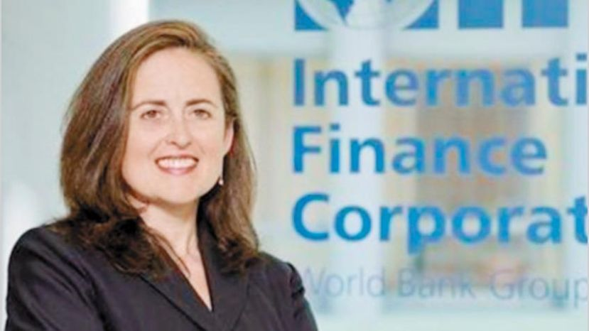 Alzbeta Klein is Director and Global Head of Climate Business at the International Finance Corporation