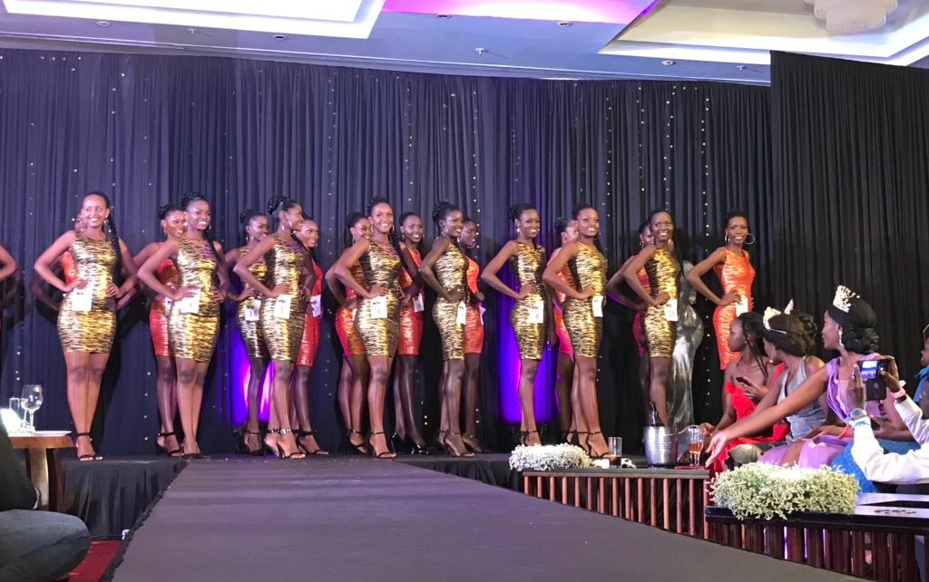 The crowing of the Miss Uganda will take place 26th July 2019 at Sheraton Kampala Hotel.