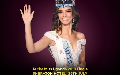 The Miss Uganda pageant is organized by Kezzi Entertainment (The Miss World exclusive license holder) and Talent Africa.