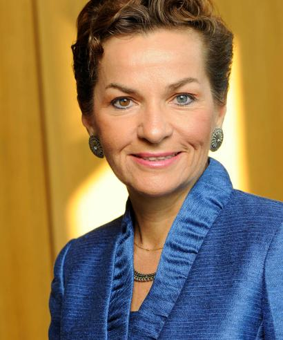 Christiana Figueres, former executive secretary of the UN Framework Convention on Climate Change, is Convenor of the global climate initiative Mission 2020