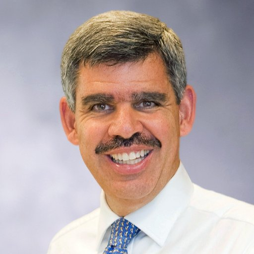 Mohamed A. El-Erian, Chief Economic Adviser at Allianz, was Chairman of US President Barack Obama's Global Development Council. He is the author, most recently, of The Only Game in Town: Central Banks, Instability, and Avoiding the Next Collapse