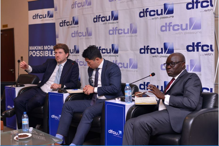 Building strong partnerships is crucial to dfcu's strategy in delivering on its mandate of making more possible through Commodity trade finance.