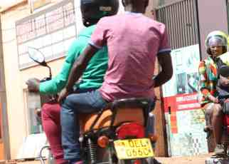 Boda boda stages in upscale Kampala attract higher fees compared to the ones in other places.