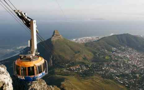 The cable car is aimed at primarily facilitating visits among older tourists