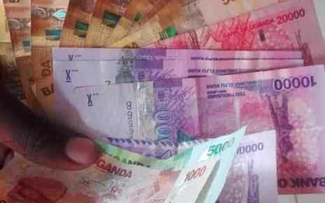 The shilling was little changed versus the dollar on Thursday