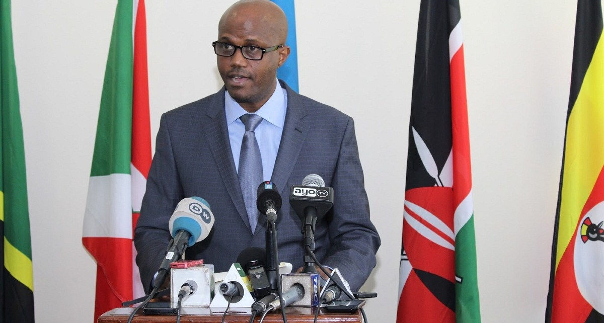 The Secretary-General of East Africa Community (EAC) has lauded the Community's Customs Union which he says has registered a number of successes including application of a common Customs law, operationalization of the Single Customs Territory (SCT), the establishment of One-Stop Border Posts (OSBPs), the Authorized Economic Operator Programme and interconnectivity of the Customs business systems.