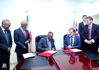 The UK and the Netherlands have signed an agreement with Somaliland to support the implementation of Phase II of the Somaliland Development Fund (SDF2) programme, which aims at improving lives of local people through the delivery of essential public services.