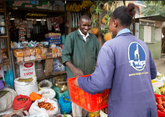 Twiga Foods, the Kenyan B2B food distribution company, has raised $23.75 million in a Series B equity round led by Goldman Sachs, with participation from existing investors including the International Finance Corporation, TLcom Capital and Creadev.