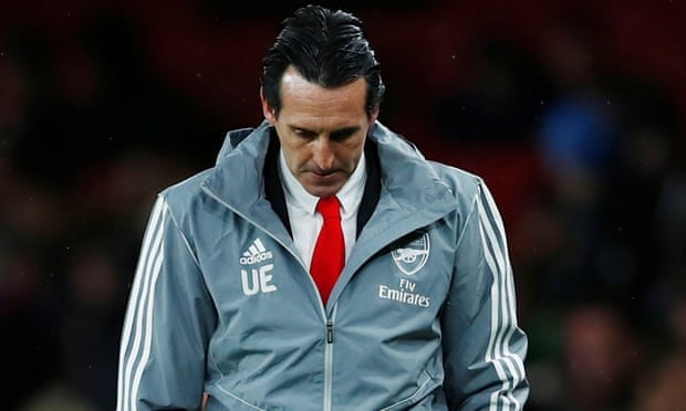 Arsenal has sacked manager Unai Emery following the disastrous sequence of results that culminated in Thursday's 2-1 home defeat to Eintracht Frankfurt in the Europa League, in front of a largely empty Emirates Stadium.