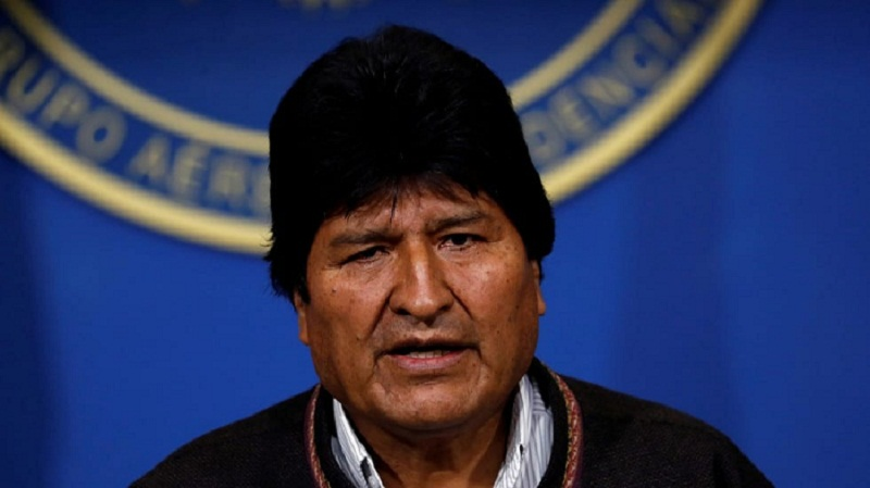 Bolivia's President Evo Morales has resigned, shortly after the country's military urged him to do so. The development leaves the country, which has endured weeks of political turmoil, in a situation of even greater uncertainty.