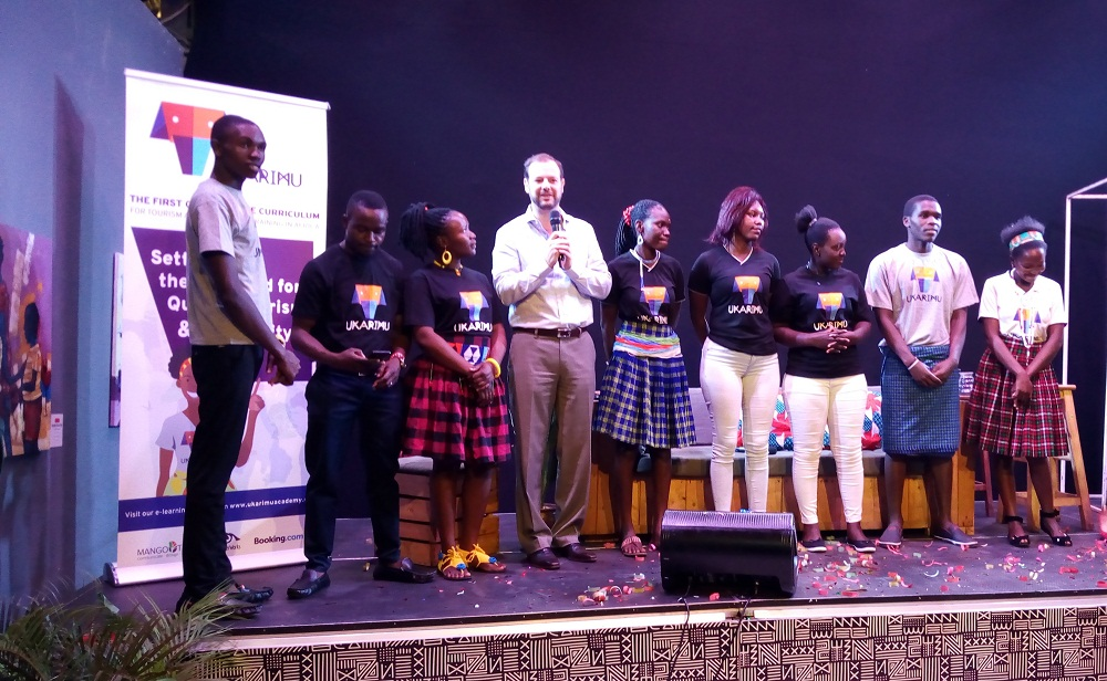 The hospitality industry (tourism) has got yet another boost from Booking.Com and EyeOpenerWorks which targets skills development for the youth in the East African region.