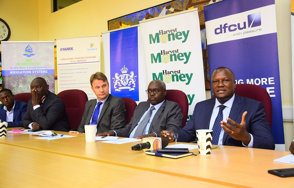 dfcu Bank in partnership with Vision Group and the Netherlands Embassy has launched this year's edition of the Harvest Money Expo that will take place from 14th – 16th February, at Mandela National Stadium, Nambole.