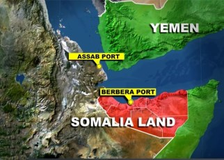 Russia is stepping up plans to set up a military base in the Somaliland Port of Berbera according to reports from the United States Defense Department officials.