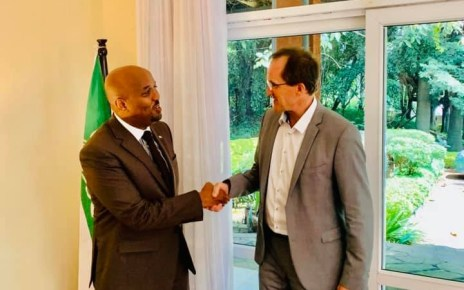 Somaliland is looking to widen ties with Germany in the development of infrastructure and foreign investment.