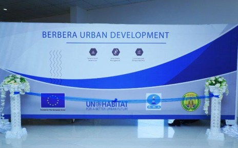 Somaliland government and the European Union have launched the Berbera Urban Development Project worth 7.5 Million Euros aimed at supporting the inclusive and sustainable development of the coastal city.