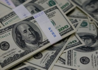 The local unit continued to make headway against the U.S. dollar in Monday's session.