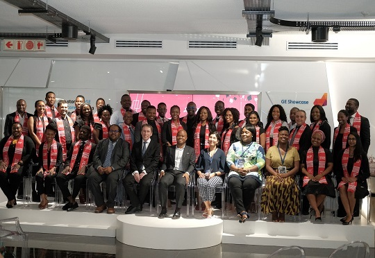 Thirty-Five students from 8 countries across Africa will benefit from the third cohort of the Africa Industrial Internet Programme (AIIP) multi-million-dollar fund aimed at equipping young Africans with skills needed in the Fourth Industrial Revolution (4IR).