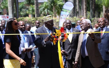 "Uganda's President Yoweri Museveni has thanked Uganda Tourism Board for Organizing the Pearl of Africa Tourism Expo, saying it would go a long way in ""expanding business opportunities in the tourism sector in Uganda and the entire East African region."""