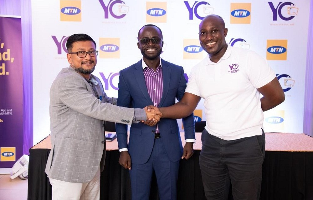 YoTVChannels and MTN Uganda have unveiled a first of its kind TV streaming plan.