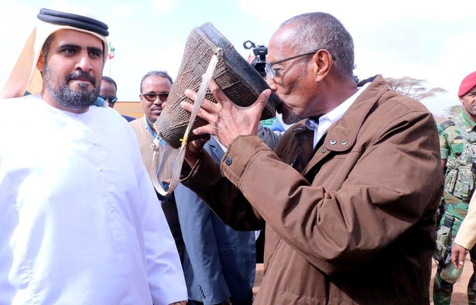 Somaliland and the United Arab Emirates have engaged in a joint effort to help camel farmers improve the quality and quantity of camel milk for the local and export market.