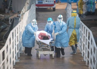Since a new type of coronavirus was reported in Wuhan, China, last December, the number of people infected worldwide has soared to over 44,000, and the death toll now exceeds 1,100.