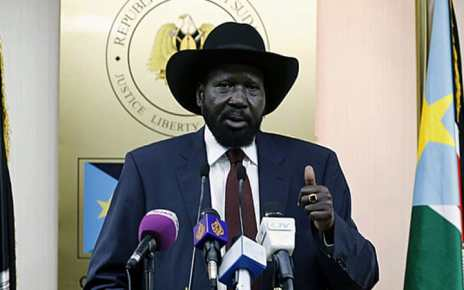 South Sudan President Salva Kiir Mayardit is said to have been rushed to a Cairo hospital in Egypt for treatment of Coronavirus.