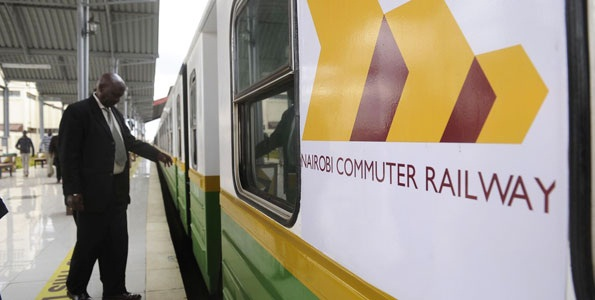 Kenya Railways Nairobi commuter network expansion project almost complete