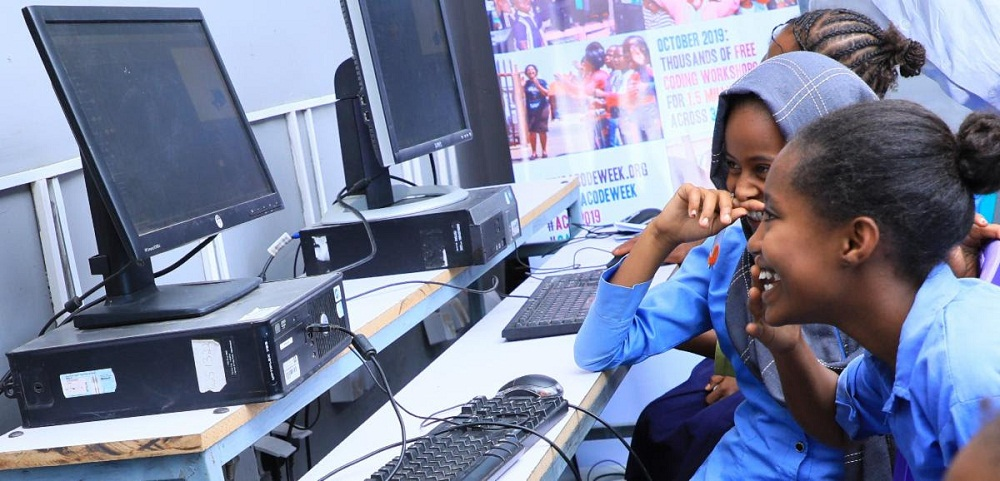 How Rwanda is spurring a generation of women in technology