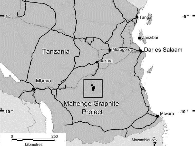 Black Rock Mining Ltd has signed a non-binding MOU with Korean industrial group POSCO to form a strategic alliance and development relationship for the Mahenge Graphite Project in Tanzania.