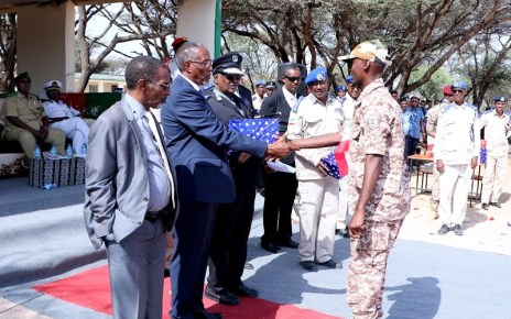 Somaliland government has stated any discussion or coalition to handle the Red Sea must involve the country.
