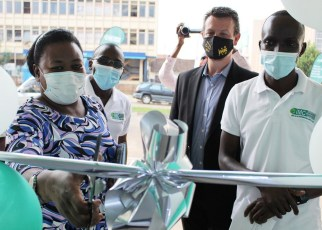 The International Medical Centre has expanded its Mbale Clinic with the setting up of an In-Patient Department.