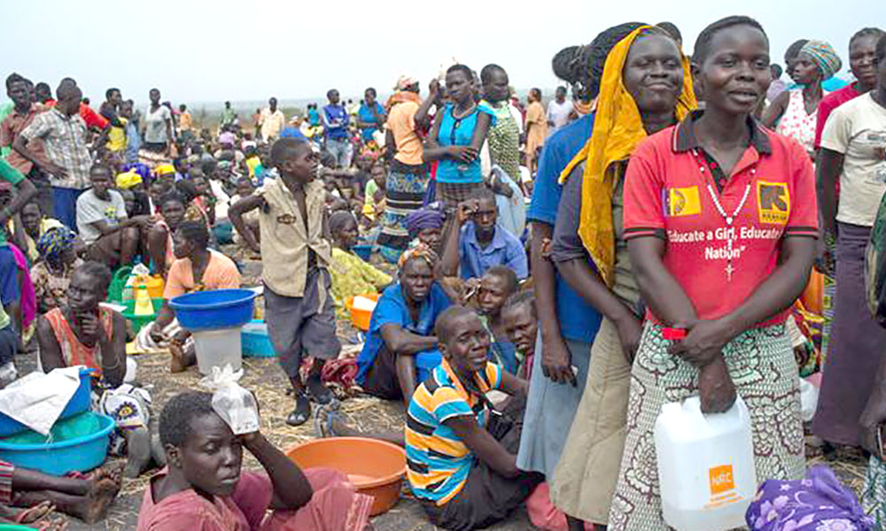 Hunger Looms for EAC Refugees as WFP Cuts Food Supply and Cash Transfer Support