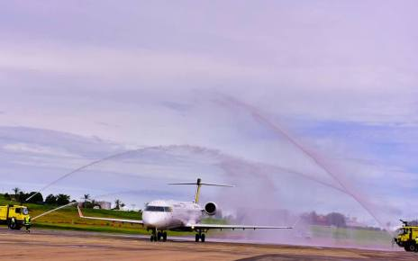 Uganda Airlines has celebrated its first year of operations since it took to the skies after almost twenty years since it was liquidated by the government.