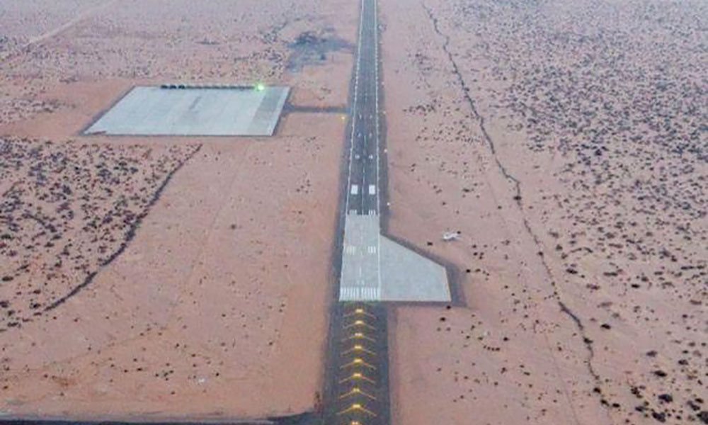 Somaliland's Berbera Airport being spruced to match the best in Africa