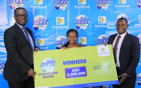 PostBank Uganda, a financial institution that is committed to empowering people and transform their lives has unveiled its first-ever digital campaign dubbed Digital Banking, Beyi Powa, in an effort to increase the number of customers transacting with its digital platforms.