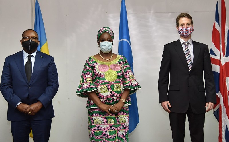 Rwanda and British envoys get COMESA accreditation
