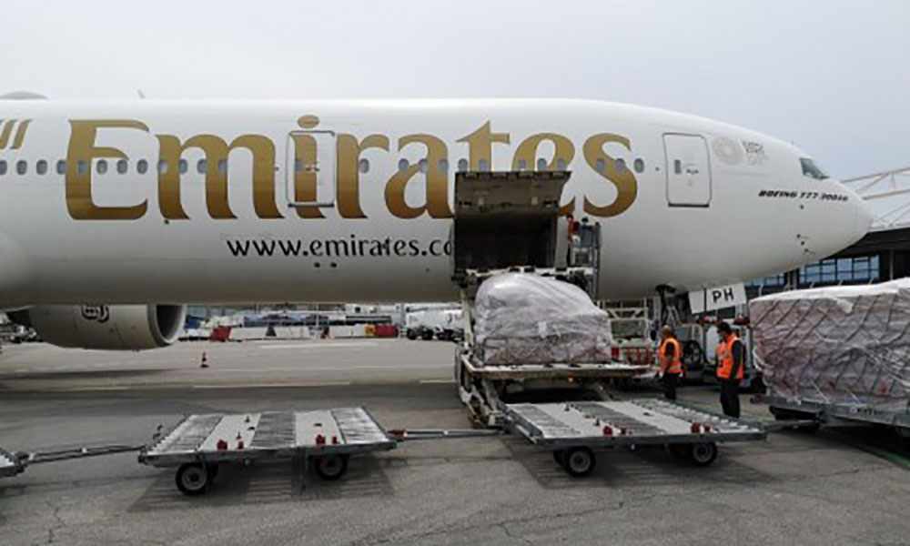 Emirates SkyCargo Marks One Year of Passenger Freighter Operations