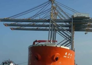 Berbera Port Receives State-of-the-art Container Cranes