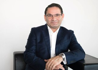 Saad Toma New General Manager IBM-Middle E. Africa