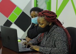 Afro Fem Coders and Mastercard Upskill African Women