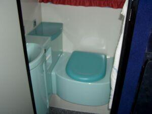 Toaleta v autobuse