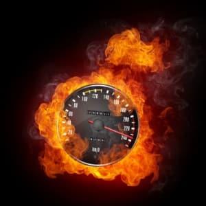 يمكن أن يكون للسرعة العالية تأثير كبير على السلامة المرورية.