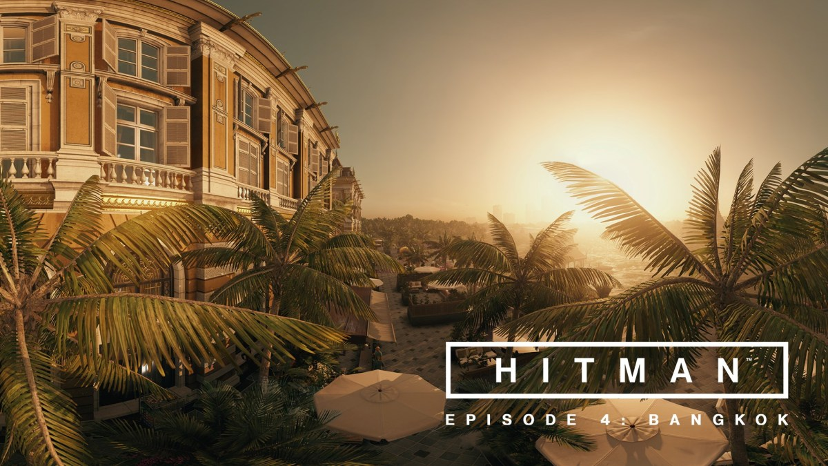 Hitman Episode 4 Bangkok 360 Trailer Bustedcontrollers Com